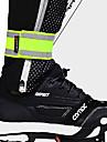 Cykellyktor säkerhets reflektorer Justerbar Säkerhet för Cykling Löpning