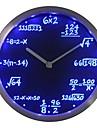 nc0461 Math Class Algebra Formula Matematik Lärare gåva Neon LED Väggklocka
