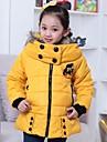 Girl's Winter Thick Velvet Padded Coats(More Colors)
