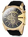 V6 Bărbați Ceas Militar Ceas de Mână Quartz PU Bandă Negru Maro Verde Bleumarin
