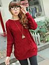 Women's New Retro pattern pullover Sweater