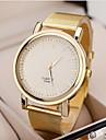 Pentru femei Ceas La Modă Ceas de Mână Ceas Elegant  Quartz Aliaj Bandă Auriu