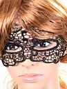 Carnaval Masque Homme Femme Halloween Fete / Celebration Deguisement d\'Halloween Couleur Pleine Dentelle