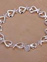 vilin bracelet de varech en argent féminin classique style féminin