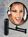 Bathroom Gadget Adjustable Fit Antique Brass Glass 1 pc - Mirror Shower Accessories