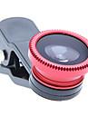 clipse Lentille pour portabil 3-en-1; ochi de pește, macro& unghi mare