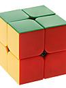 cubul lui Rubik QIYI 2*2*2 Cub Viteză lină Cuburi Magice nivel profesional Viteză An Nou Zuia Copiilor Cadou