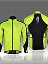 West biking Veste de Cyclisme Homme Velo Hiver Anorak fleece / Polaires Hauts/Top Hiver Toison Tenues de Cyclisme Garder au chaud