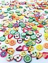 300 Dekorationssatser Frukt Mode Vackert Hög kvalitet Dagligen