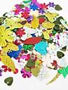 1set Strălucire,Multicolor