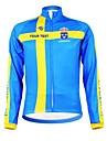 Kooplus Homme Femme Unisexe Manches Longues Maillot de Cyclisme Velo Maillot Couleur # 6 Couleur # 7 Couleur 8 # Couleur # 9 Couleur # 10