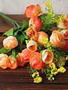 Konstgjorda blommor 1 Gren Minimalistisk Stil Camellia Bordsblomma