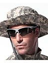 camouflage ESDY peche en plein air en polyester coupe-vent ombre des bords arrondis chapeau ben nepalais acu