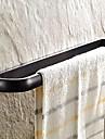 Barre porte-serviette / Laiton Antique Neoclassique