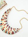Pentru femei Formă Coliere Choker Coliere Aliaj Coliere Choker Coliere Costum de bijuterii