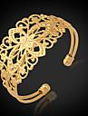 Dame Brățări Bantă Brățară La modă costum de bijuterii Placat cu platină Placat Auriu Aliaj Bijuterii Pentru Nuntă Petrecere Ocazie