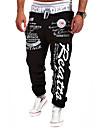 Bărbați Casul/Zilnic Drept Pantaloni Sport Pantaloni Imprimeu