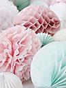 Petrecere Nuntă Hârtie perlă Material amestecat Decoratiuni nunta Temă Plajă / Temă Grădină / Temă Florală / Temă Flurure / Temă Clasică