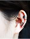 Bărbați Dame Cătușe pentru urechi Aliaj Bijuterii Petrecere Zilnic Casual