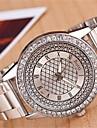 yoonheel Pentru femei Ceas de Mână Ceas Casual Metal Bandă Charm / Modă Argint / Auriu / Un an / SODA AG4