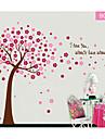copac floare colorat pentru copii perete cameră Decal zooyoo9026 decorative detașabil autocolant perete pvc