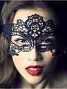 Cristal / Dantelă / Material Textil Diademe / Palarioare / Birdcage Veils 1 Nuntă / Ocazie specială / Party / Seara Diadema / Măști