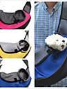 Pisici Câine Portbagaje & rucsacuri de călătorie Rucsac din față Animale de Companie  Coșuri Portabil RespirabilGalben Rosu Verde