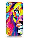 colorat leu model înapoi caz pentru iPhone 6s 6 plus