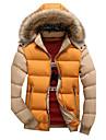 Bărbați Jachetă Clasic & Fără Vârstă Șic & Modern-Bloc Culoare,Stil modern