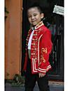 Curcubeu Poliester Costum Cavaler Inele - 5 Include Jacketă Pantaloni Brâu Cămașă Papion