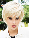Hnad Tied Top Lastest Trend Short Human Virgin Remy Straight Capless Wigs