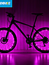 LED Eclairage de Velo Eclairage pour roues de velo Cyclisme Impermeable Rechargeable Modes multiples 18650 Batterie Cyclisme