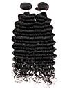 Brasilianskt hår Stora vågor Hårförlängning av äkta hår 1 st. 0.1