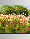 vackert landskap oljemålning diy stretcher god kvalitet heminredning