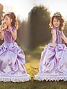 Prințesă DinBasme Costume Cosplay Cosplay de Film Mov Rochie Crăciun Halloween An Nou
