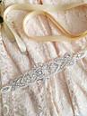 Nuntă Party/Seara Zilnice Cercevea With Piatră Semiprețioasă Cristal Mărgele Perle Paiete
