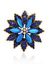 Dame Broșe La modă Bijuterii Statement European Piatră Preţioasă Teracotă Ștras Aliaj Bijuterii PentruNuntă Petrecere Ocazie specială Zi