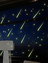 Desene Animate / Romantic / Modă / Vacanță / Peisaj / Forme / Fantezie Perete Postituri Autocolante perete luminoase , PVC24.5cm x 21cm (