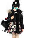 Fata lui Multi Color Floral Bumbac / Poliester Iarnă / Primăvară / Toamnă Multi Color