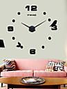 de înaltă calitate 3d ceas de perete DIY tăcut nou 12s006 design modern