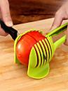 Outils de cuisine Plastique Accueil Outil de cuisine / Nouveautes / A Faire Soi-Meme Cutter & Slicer / Outils de salade Pour Fruit / Pour legumes / Pour Egg 1pc