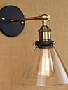 AC 110-130 / AC 220-240 40 E26/E27 Rustik Gyllene Särdrag for Glödlampa inkluderad,Stämningsljus Vägglampetter vägg