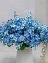 flori de înaltă calitate, flori de mătase de mătase flori flori artificiale pentru decorațiuni interioare 1pc / set