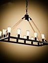 Lumini pandantiv Lumini Ambientale - designeri, 110-120V / 220-240V, Alb Cald, Bec Inclus / 20-30㎡ / E26 / E27