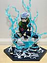 Las figuras de accion del anime Inspirado por Naruto Hatake Kakashi CLORURO DE POLIVINILO CM Juegos de construccion muneca de juguete