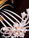 Imitație de Perle Îmbrăcăminte de păr Instrumentul pentru păr 1 Nuntă Ocazie specială Casual Diadema