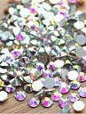 Bröllop-Finger / Tå-Andra Dekorationer- avAndra-1pack (approx.1000pcs) AB nagel rhinestones- styck1.4mm,1.6mm,1.8mm- cm