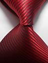 Bărbați Creative Stl Petrecere/Seară Stil Oficial Lux Linii Birou / Afacere Cravată