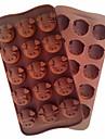 Moule de Cuisson Animal Tarte Cupcake Gateau Silicone Economique Haute qualite Papier a cuire