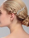 Crystal Hair Combs 1 Wedding Special Occasion Casual Office & Career Outdoor Headpiece
